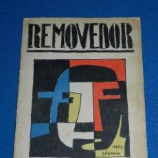 Coleccionismo de Revistas y Periódicos: (M) JOAQUIN TORRES GARCIA - REVISTA REMOVEDOR NUM 28 AGOSTO 1953 , ORIGINAL. Lote 139546214