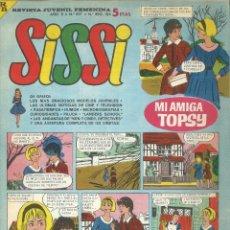 Coleccionismo de Revistas y Periódicos: SISSI. REVISTA JUVENIL FEMENINA. Lote 115278843