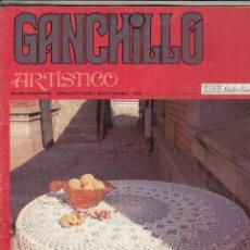 Coleccionismo de Revistas y Periódicos: REVISTA GANCHILO ARTISTICO Nº 27. . Lote 115377123