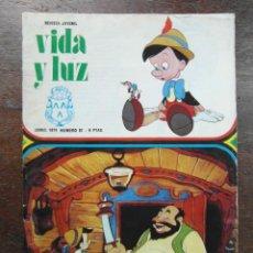 Collectionnisme de Revues et Journaux: REVISTA VIDA Y LUZ Nº 81. 1974. FOTO ATHLETIC CLUB DE BILBAO CAMPEON DE COPA 1973. Lote 115380943