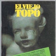 Coleccionismo de Revistas y Periódicos: REVISTA EL VIEJO TOPO (2ª ÉPOCA) - AÑO 1993/94 COMPLETO. NÚMEROS 70 A 80 INC.. Lote 115430663