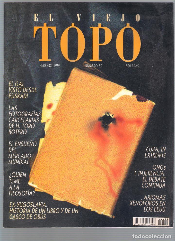 Coleccionismo de Revistas y Periódicos: Revista El Viejo Topo (2ª época) - Año 1995 completo. Números 81 a 91 inc. - Foto 2 - 115430691