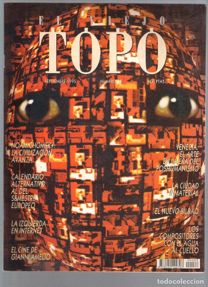 Coleccionismo de Revistas y Periódicos: Revista El Viejo Topo (2ª época) - Año 1995 completo. Números 81 a 91 inc. - Foto 8 - 115430691