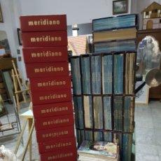 Coleccionismo de Revistas y Periódicos: GRAN LOTE DE 228 REVISTAS, REVISTA MERIDIANO, AÑOS 50 - 60S. Lote 115508728