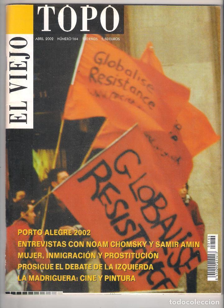 Coleccionismo de Revistas y Periódicos: Revista El Viejo Topo (2ª época) - Año 2002 completo. Números 160 a 173 (11 ejemplares) - Foto 4 - 115528323
