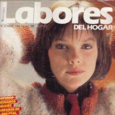 Coleccionismo de Revistas y Periódicos: REVISTA LABORES DEL HOGAR Nº 319 AÑO 1984. ESPECIAL NAVIDAD. . Lote 115585219