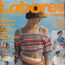 Coleccionismo de Revistas y Periódicos: REVISTA LABORES DEL HOGAR Nº 313 AÑO 1984. ESPECIAL ALBUN DE VACACIONES. . Lote 115586015