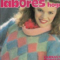 Coleccionismo de Revistas y Periódicos: REVISTA LABORES DEL HOGAR Nº 273 AÑO 1981. CARNAVAL MODELOS INFANTILES.. Lote 115587483