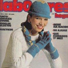 Coleccionismo de Revistas y Periódicos: REVISTA LABORES DEL HOGAR N 236 AÑO 1978. PUNTO: FANTASIA JUVENIL, MODELOS SELECTOS Y PRACTICOS.. Lote 115587587