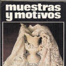 Coleccionismo de Revistas y Periódicos: FASCICULO GANCHILLO Nº 2. MUSTRAS Y MOTIVOS.. Lote 115588055