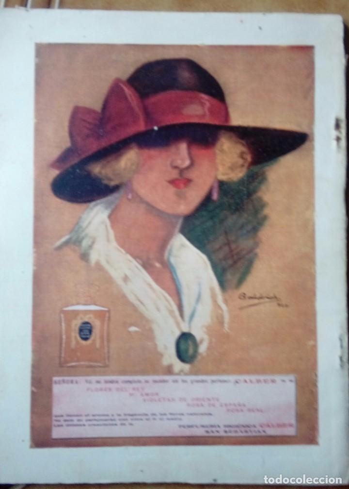 Coleccionismo de Revistas y Periódicos: Revista blanco y negros años 1922 1928 - Foto 3 - 115595015