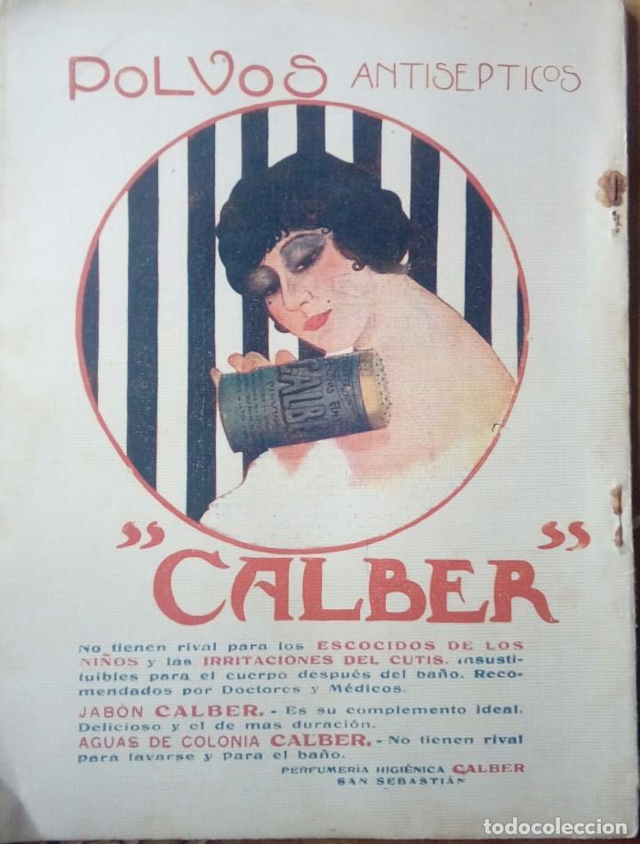 Coleccionismo de Revistas y Periódicos: Revista blanco y negros años 1922 1928 - Foto 6 - 115595015