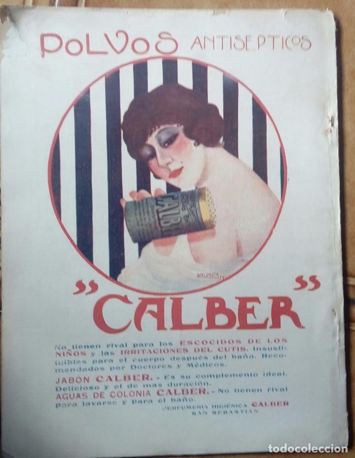Coleccionismo de Revistas y Periódicos: Revista blanco y negros años 1922 1928 - Foto 10 - 115595015