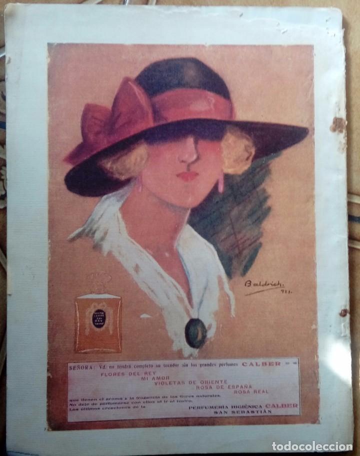 Coleccionismo de Revistas y Periódicos: Revista blanco y negros años 1922 1928 - Foto 13 - 115595015
