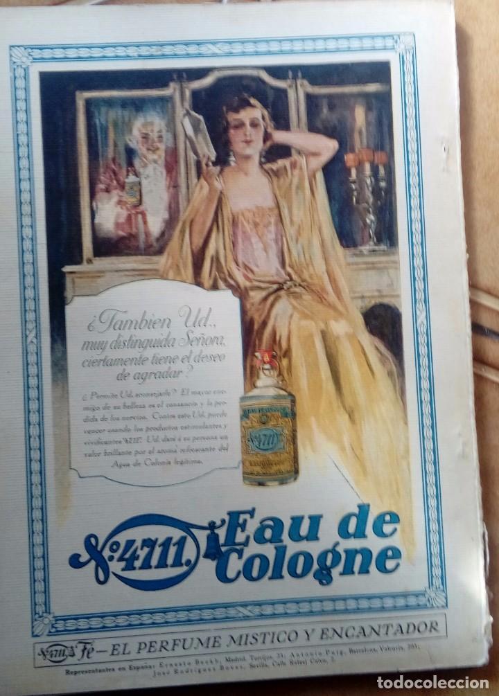 Coleccionismo de Revistas y Periódicos: Revista blanco y negros años 1922 1928 - Foto 18 - 115595015