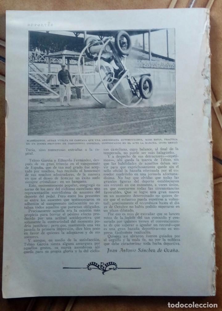 Coleccionismo de Revistas y Periódicos: Revista blanco y negros años 1922 1928 - Foto 25 - 115595015