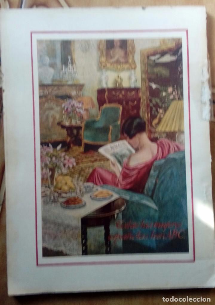 Coleccionismo de Revistas y Periódicos: Revista blanco y negros años 1922 1928 - Foto 27 - 115595015