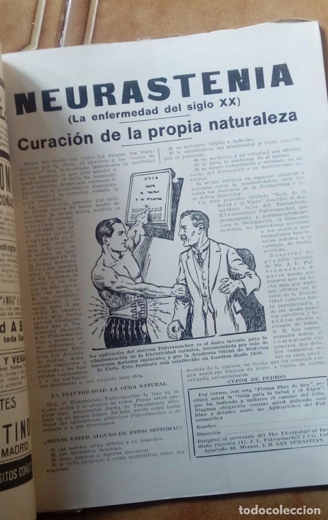 Coleccionismo de Revistas y Periódicos: Revista blanco y negros años 1922 1928 - Foto 34 - 115595015