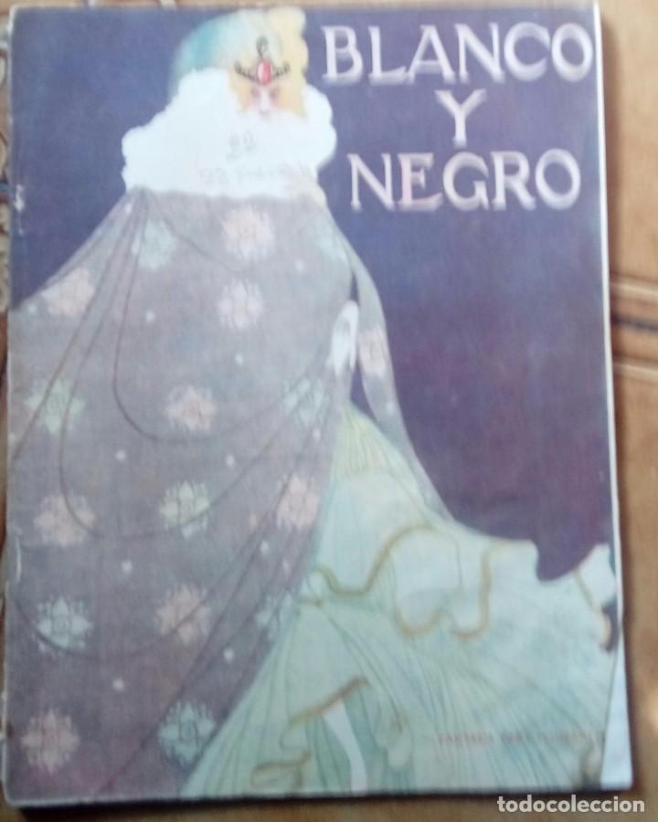 Coleccionismo de Revistas y Periódicos: Revista blanco y negros años 1922 1928 - Foto 35 - 115595015