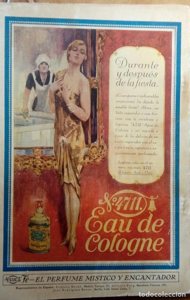 Coleccionismo de Revistas y Periódicos: Revista blanco y negros años 1922 1928 - Foto 39 - 115595015
