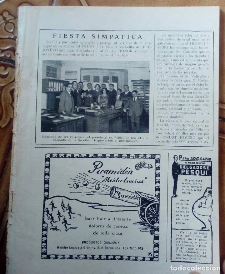 Coleccionismo de Revistas y Periódicos: Revista blanco y negros años 1922 1928 - Foto 45 - 115595015