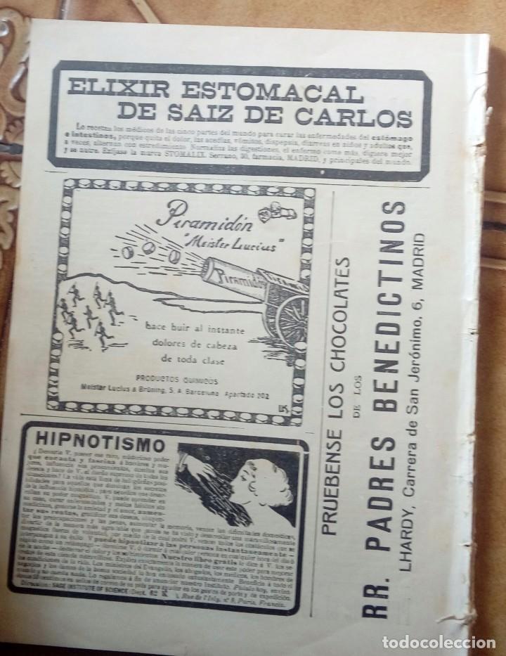 Coleccionismo de Revistas y Periódicos: Revista blanco y negros años 1922 1928 - Foto 46 - 115595015