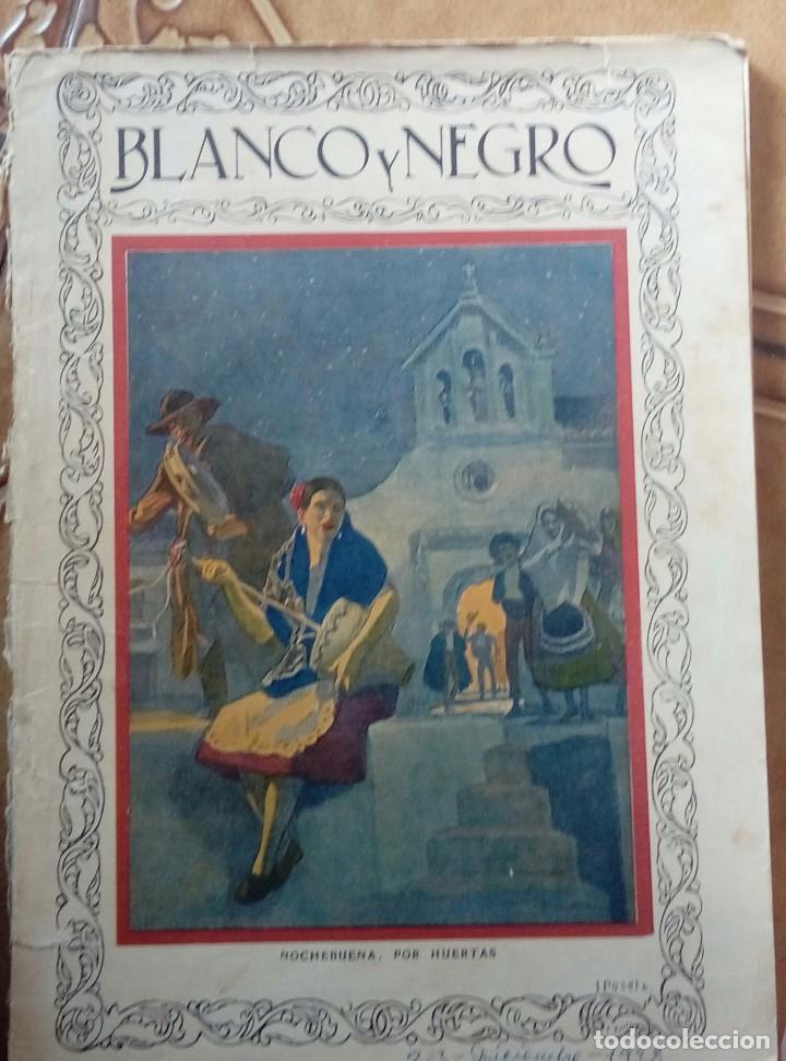 Coleccionismo de Revistas y Periódicos: Revista blanco y negros años 1922 1928 - Foto 47 - 115595015