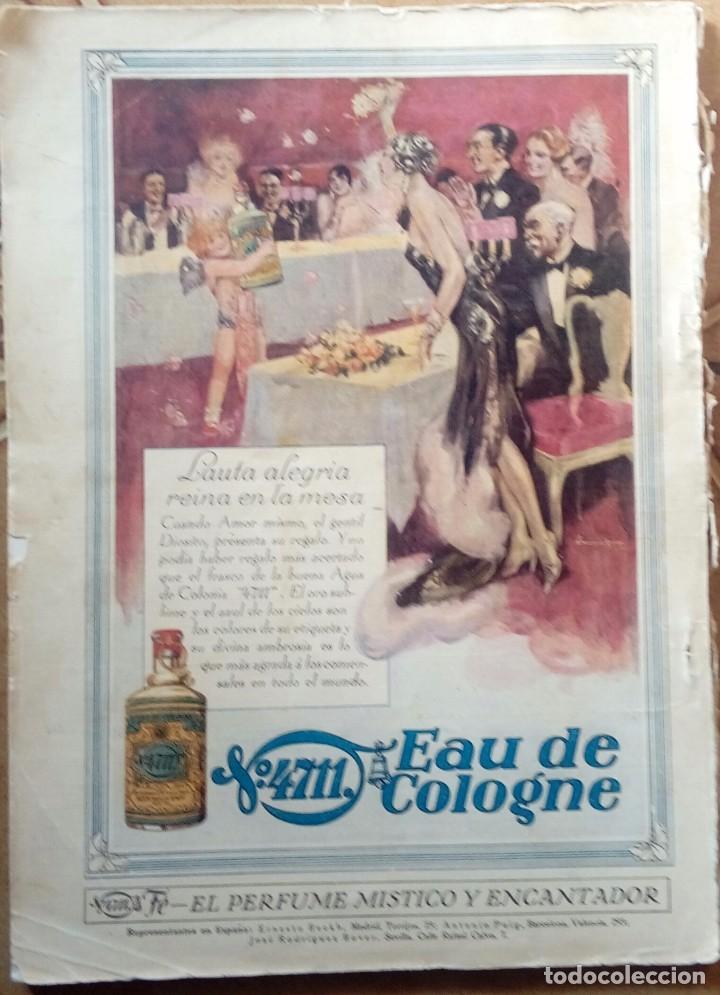 Coleccionismo de Revistas y Periódicos: Revista blanco y negros años 1922 1928 - Foto 49 - 115595015