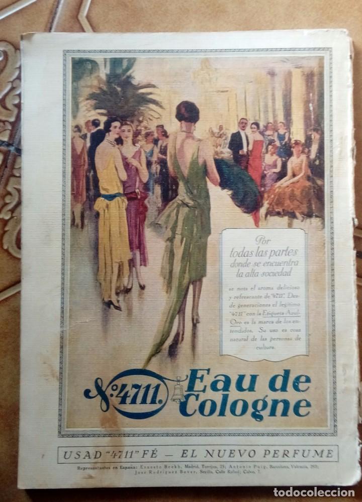 Coleccionismo de Revistas y Periódicos: Revista blanco y negros años 1922 1928 - Foto 52 - 115595015