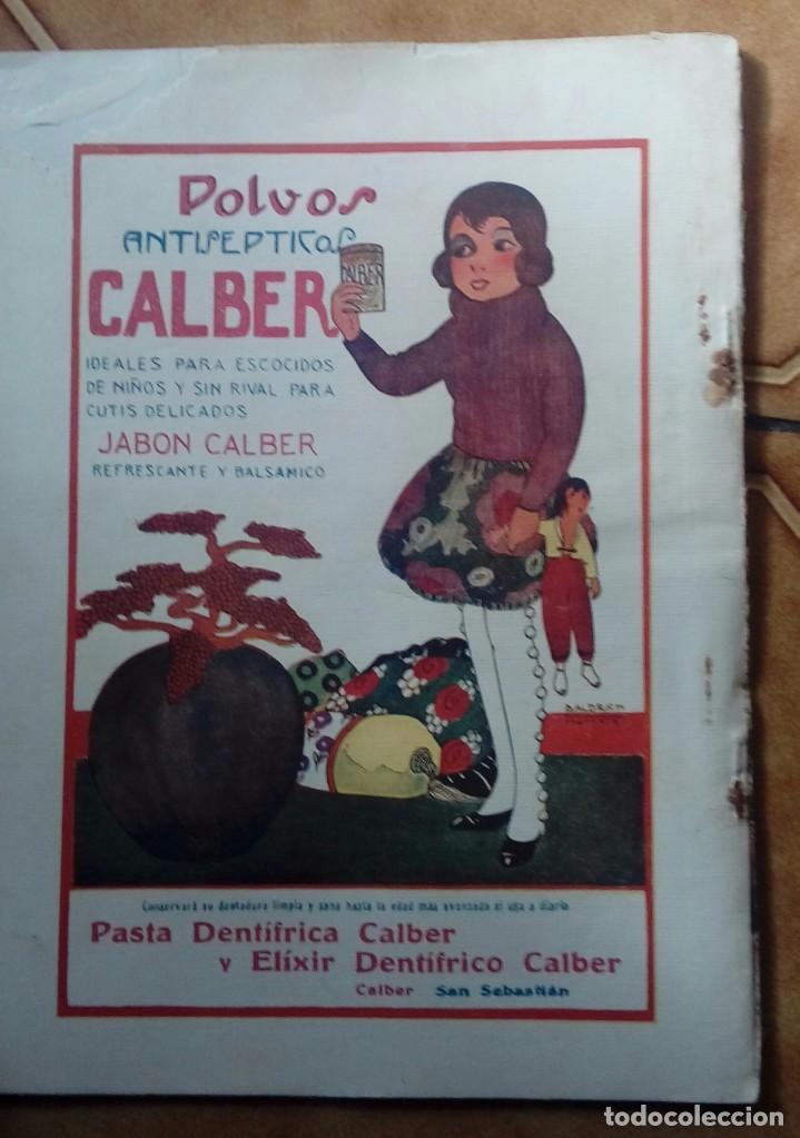 Coleccionismo de Revistas y Periódicos: Revista blanco y negros años 1922 1928 - Foto 58 - 115595015