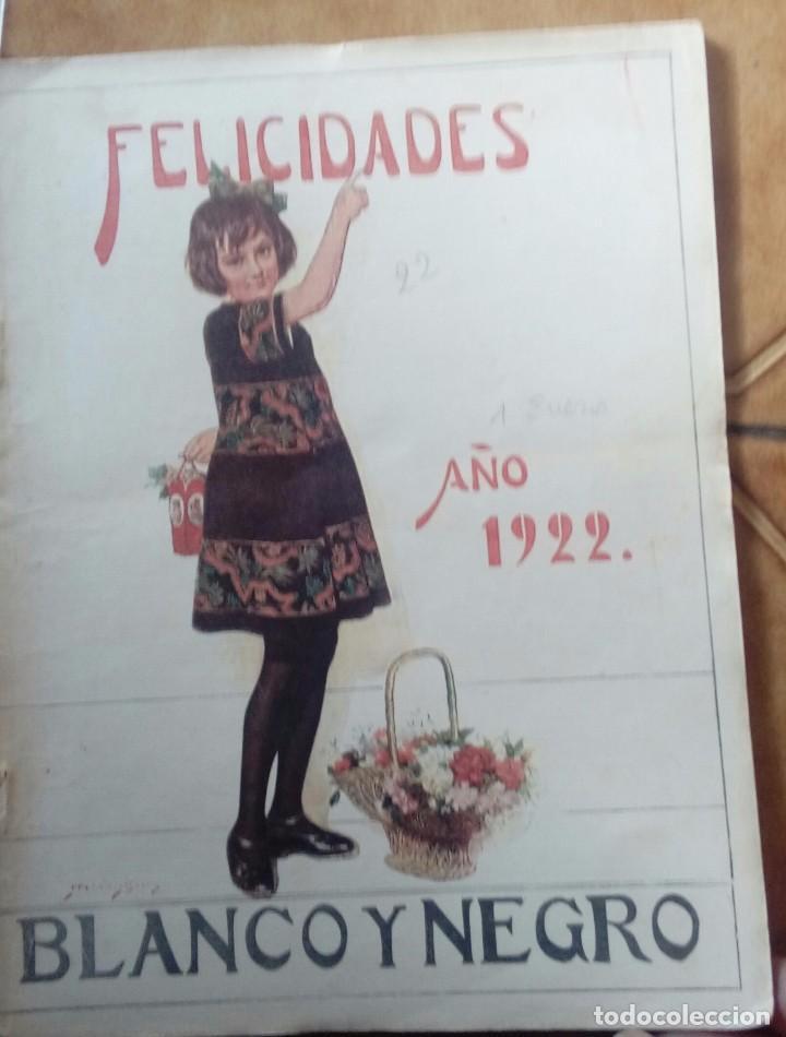 Coleccionismo de Revistas y Periódicos: Revista blanco y negros años 1922 1928 - Foto 59 - 115595015
