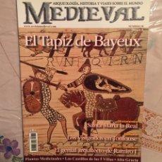 Coleccionismo de Revistas y Periódicos: REVISTA MEDIEVAL 38 2011 EDITORIAL TOISÓN. Lote 115598096