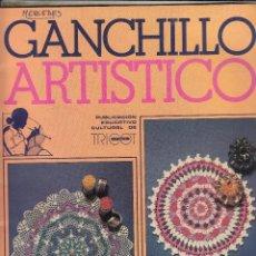 Coleccionismo de Revistas y Periódicos: REVISTA GANCHILLO ARTISTICO Nº 34.. Lote 115598295