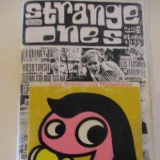 Coleccionismo de Revistas y Periódicos: FANZINE STRANGE ONES Nº 6 1997 LA BUENA VIDA OCEAN COLOR SCENE... CON CD SINGLE FRESONES REBELDES. Lote 115621995