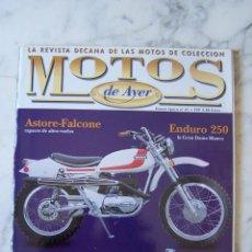 Collectionnisme de Revues et Journaux: REVISTA MOTOS DE AYER Nº 41.. Lote 115676819