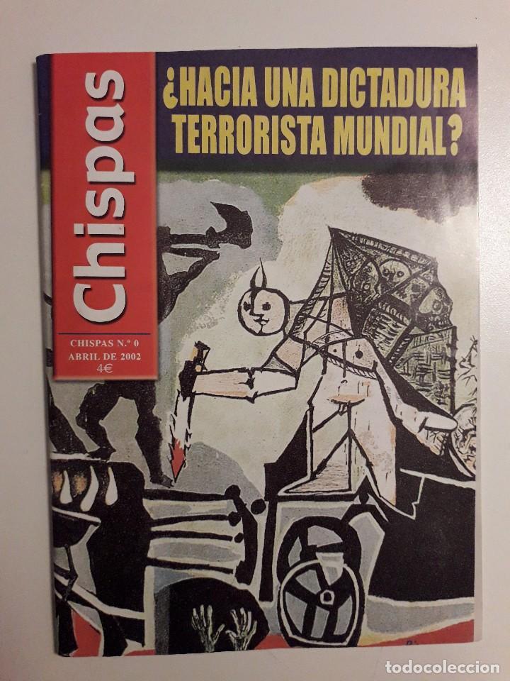 CISPAS Nº 0 ABRIL 2002.EDITA UNIFICACION COMUNISTA DE ESPAÑA,COMARCA DE EL BESÓS.UMBRAL Y CELA (Coleccionismo - Revistas y Periódicos Modernos (a partir de 1.940) - Otros)