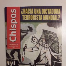 Coleccionismo de Revistas y Periódicos: CISPAS Nº 0 ABRIL 2002.EDITA UNIFICACION COMUNISTA DE ESPAÑA,COMARCA DE EL BESÓS.UMBRAL Y CELA. Lote 116137843