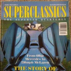 Coleccionismo de Revistas y Periódicos: REVISTA SUPERCLASSICS N°4. Lote 116177176