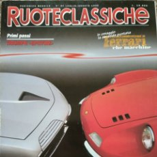 Coleccionismo de Revistas y Periódicos: REVISTA RUOTECLASSICHE N°97. Lote 116177543