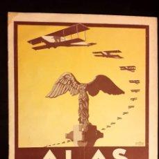 Coleccionismo de Revistas y Periódicos: ALAS - REVISTA DE AERONAUTICA - 1923 - Nº 15 . Lote 116201183