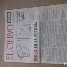 Coleccionismo de Revistas y Periódicos: REVISTA EL CIERVO N 114 ABRIL 1963. Lote 116227535