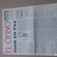 Coleccionismo de Revistas y Periódicos: REVISTA EL CIERVO N 117 AGOSTO- SEPTIEMBRE 1963. Lote 116227695