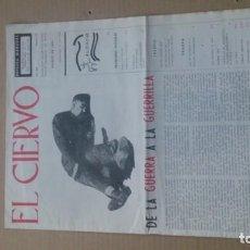 Coleccionismo de Revistas y Periódicos: REVISTA EL CIERVO N 123 MARZO 1964. Lote 116228195