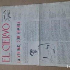 Coleccionismo de Revistas y Periódicos: REVISTA EL CIERVO N 125 MAYO 1964. Lote 116228303