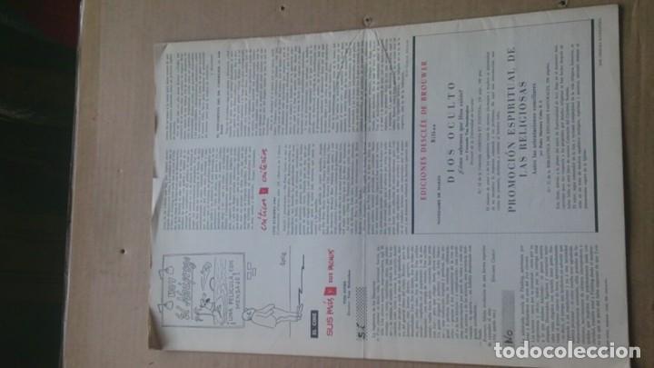 Coleccionismo de Revistas y Periódicos: REVISTA EL CIERVO N 133 MARZO 1965 - Foto 2 - 116231363