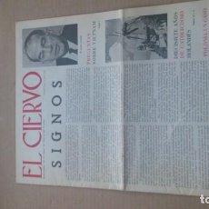 Coleccionismo de Revistas y Periódicos: REVISTA EL CIERVO N 145 MARZO 1966. Lote 116233163