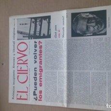 Coleccionismo de Revistas y Periódicos: REVISTA EL CIERVO N. 157 MARZO 1967. Lote 116242127