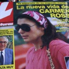 Coleccionismo de Revistas y Periódicos: SARAH BIASINI ROMY SCHNEIDER ANA OBREGON EUGENIA SANTANA 1994. Lote 116324195