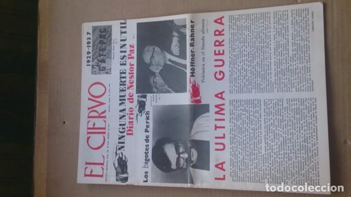 REVISTA EL CIERVO N. 205 MARZO 1971 (Coleccionismo - Revistas y Periódicos Modernos (a partir de 1.940) - Otros)