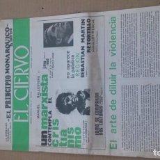 Coleccionismo de Revistas y Periódicos: REVISTA EL CIERVO N. 217 MARZO 1972. Lote 116347375